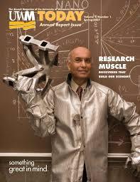 Research Muscle Uw Milwaukee