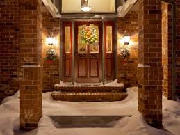 installing a front entry door with