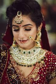 sohni nooh punjabi bridal makeup by