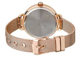 Laura Ashley Womens Round Mesh Band ...
