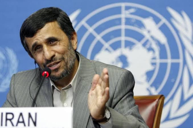 """Resultado de imagem para ahmadinejad iran president"""""""