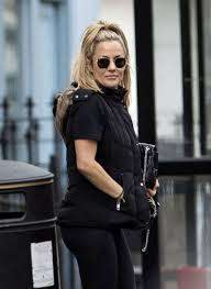 Caroline Flack and Lewis Burton Out in ...