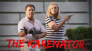 Gun toting Karen and Ken spawn a ...