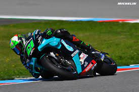 Franco Morbidelli closes FP3 with the best time - Motorcycle Sports