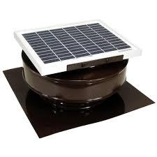 brown powder coated 5 watt solar