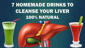 liver detox 7 homemade drinks that