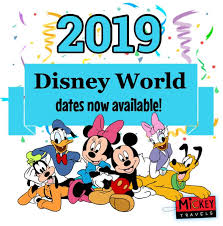 2019 disney vacation packages for walt