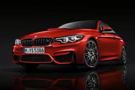 تحميل خلفيات بي إم دبليو M4 2018 السيارات الأحمر M4 استوديو