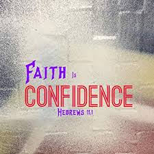 christian quote x print bible verse faith is confidence
