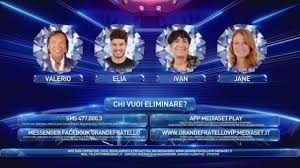Grande Fratello Vip: Valerio, Elia, Ivan e Jane sono i quattro ...