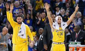 Mychal Thompson says Klay has Hall of Fame plans with Steph Curry