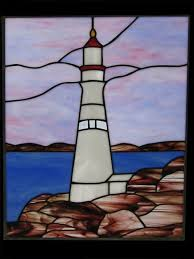 212 best stained glass lighthouses