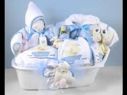 gift basket for baby shower ideas لم