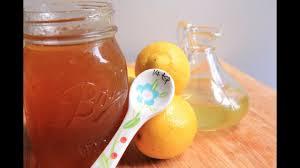 homemade cough syrup recipe