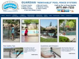 Guardian Pool Fence Systems Ca Central Valley On Blackstone Ave In Fresno Ca 559 977 8208 Usa Business Directory Cmac Ws