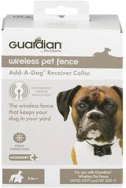 Guardian Wireless Fence Receiver Collar Model Gif00 15173 Amazon Ca Pet Supplies