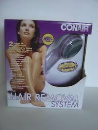 conair hair removal system hb5 new ebay