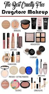 top free makeup brands uk