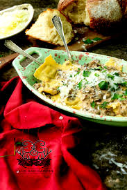 homemade sausage ravioli recipe stacy