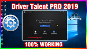 Driver Talent Pro 7.1.28.112 Crack Plus Keys Free Version Full 2020