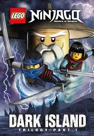 BL's Exclusive Reveal of Lego Ninjago: Dark Island Trilogy - Book ...
