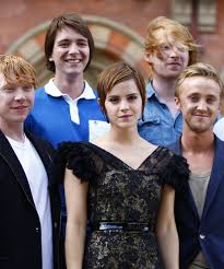 Rupert Grint Thinks Emma Watson Tom Felton Maybe Dated