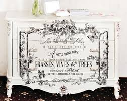 Furniture Decal Etsy