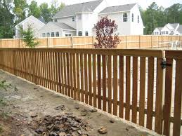 Cedar Wood Fence Pickets All Home Decor Wood Fence Pickets Dimensions In 2020 Wood Fence Fence Options Fence Design