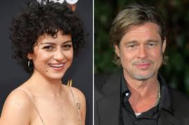 Brad Pitt and Alia Shawkat are not ...