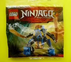 Lego Ninjago Jay's Nano Mech 30292 Polybag for sale online