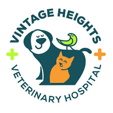 Thank you, Adam Lohman for our new logo!... - Vintage Heights Veterinary  Hospital   Facebook