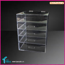 acrylic makeup display holder from