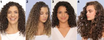how to make curly hair look good and