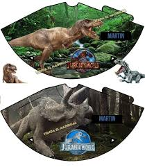 Imprimible Invitaciones Jurassic World 50 00 En Mercado Libre