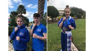 Full Set' of World Championship medals earned by Moray Kickboxers – Inside  Moray