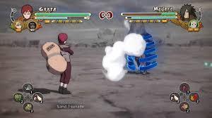 Naruto Shippuden Ultimate Ninja Storm 3 - Sand Siblings (Gaara ...
