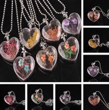 jewelry glass vial pendant australia