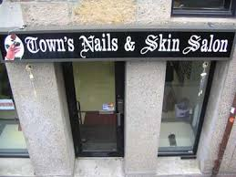 nails skin salon on newbury street