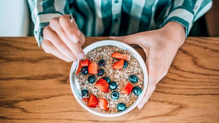 Oatmeal Untuk Diet