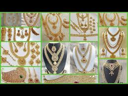 sowcarpet bridal jewellery set with