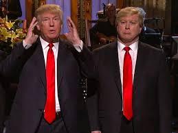 Darrell Hammond breaks silence over losing 'SNL' Trump to Alec ...