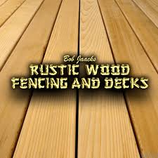 Bob Jaacks Rustic Wood Fencing Decks Home Facebook