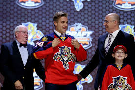 NHL Draft 2014: Florida Panthers select Aaron Ekblad with the No ...