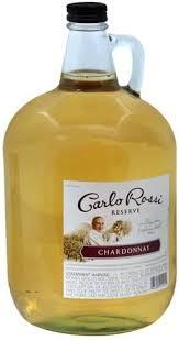 carlo rossi chardonnay 4 l nutrition