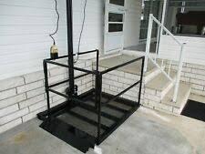 mobility vertical platform porch lifts