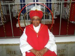 Bishop Mother Mai Barclay Roberts Dies | Liberian Observer