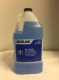 ecolab bar dandy dish detergent for bar