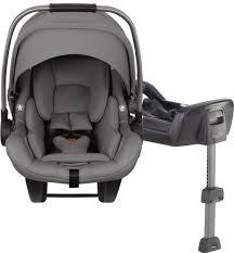 nuna pipa lite lx infant car seat frost