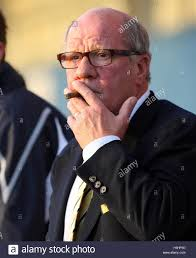 Oxford United manager Jim Smith - Grays Athletic vs Oxford United ...