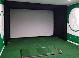 build a brag worthy golf simulator